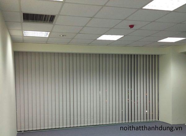 Rèm lá dọc - Nội thất Thanh Dung11