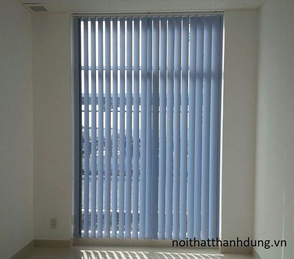 Rèm lá dọc - Nội thất Thanh Dung9