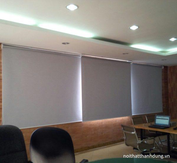 Rèm sáo cuốn văn phòng tại Đà Nãng- Nội thất Thanh Dung23