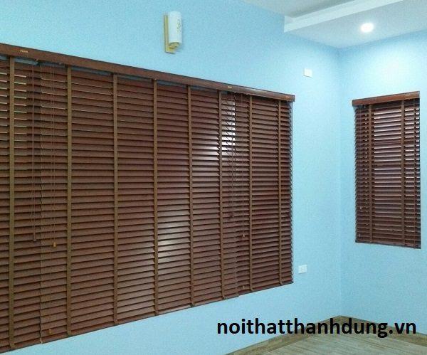 rèm gỗ Đà Nẵng- Nội Thất Thanh Dung