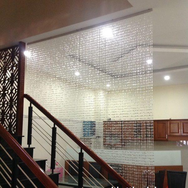 Rèm giả hạt pha lê tại Đà Nẵng- Nội Thất Thanh Dung