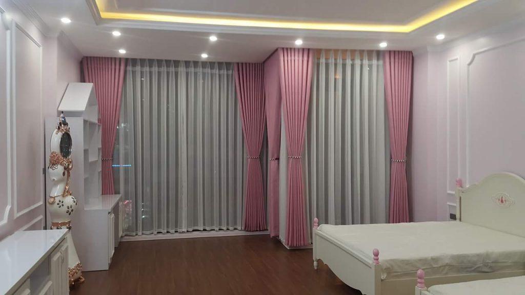 rèm vải ở Đà Nẵng